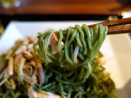 クロレラ麺@膳楽房
