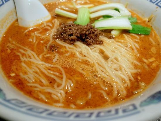 梅香の担々麺