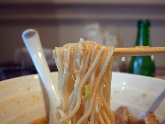 ドゥエイタリアンの麺