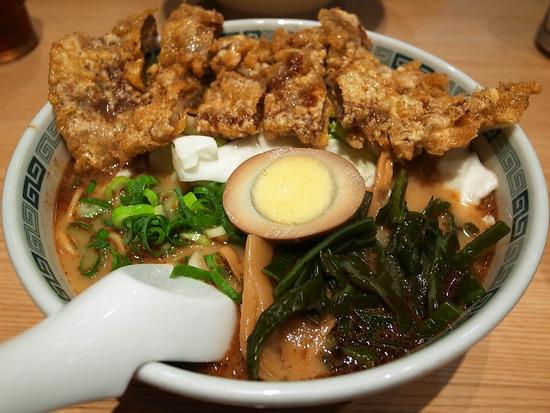 五香肉麺@渋谷桂花