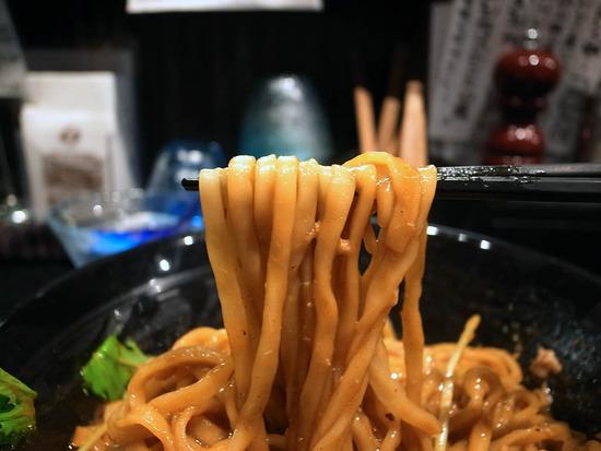 麺屋永吉花鳥風月の麺