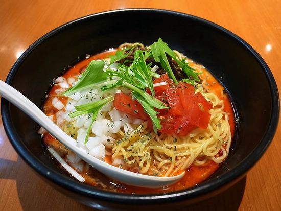 冷やしトマト担々麺@陳麻家