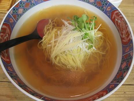 らあめん千ひろ(調布)鯛骨スープ麺