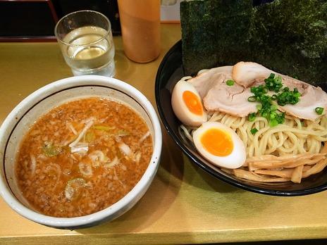 ガツンつけ麺(歌舞伎町にのまえ)