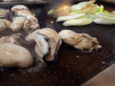 大木屋の海鮮焼き