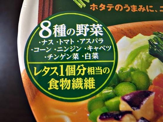 レタス1個分相当の食物繊維