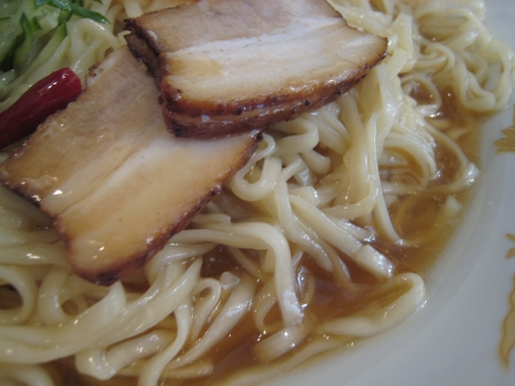 広島ラーメン呉冷麺「麺皇」200809チャーシュー