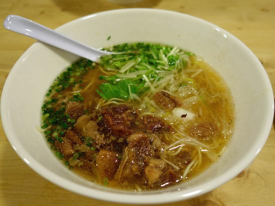 牛骨麺@西川