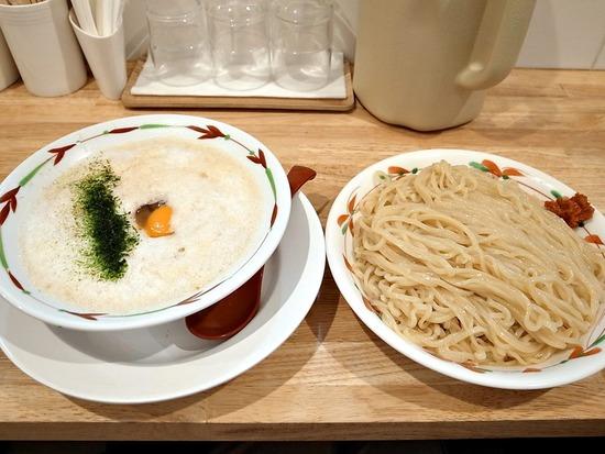 山かけつけ麺@大喜