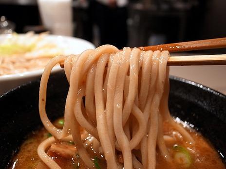 五ノ神製作所@新宿の麺