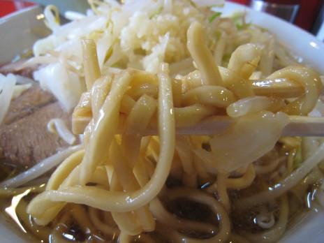 ラーメン二郎仙川店(京王線-仙川)麺