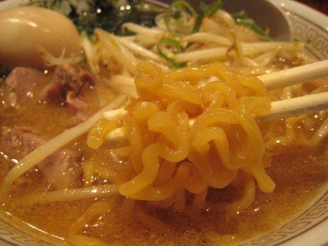 二代目つじ田_味噌の章(淡路町)麺