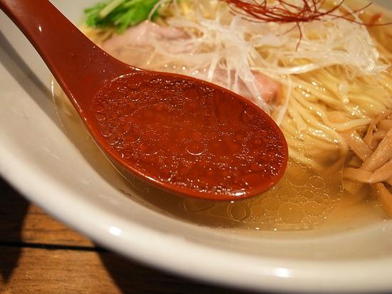 麺屋翔の塩スープ