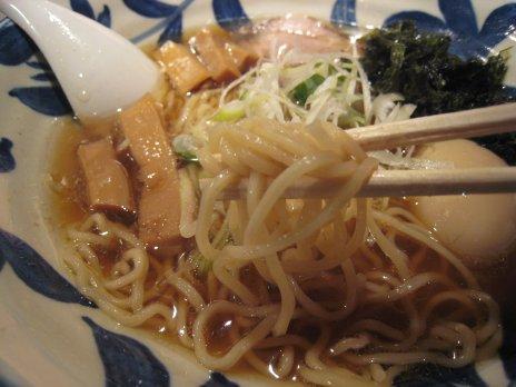 らーめん神田磯野(小川町)麺