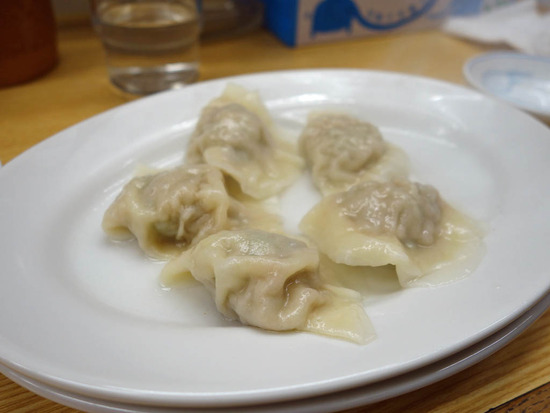 水餃子(酸菜)