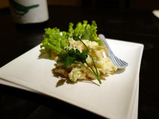 季織亭のポテトサラダ