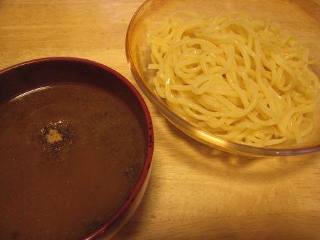 六厘舎(インスタント)つけ麺