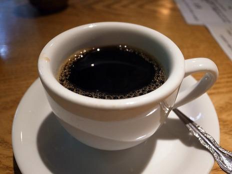 コーヒーもランチにセット