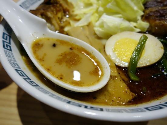 桂花の熊本豚骨スープ