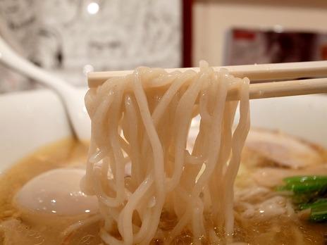 麺はしなやか細麺市ヶ谷DueItalian