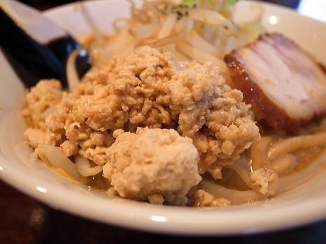 ねじ式(幡ヶ谷)鶏そぼろ