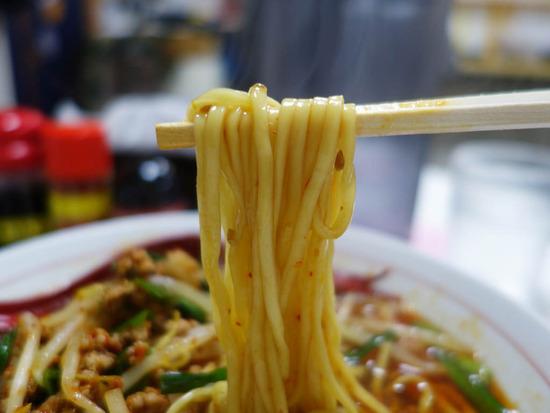 朱鳶の細麺