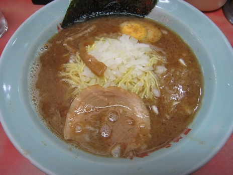 長浜らーめん世田谷店200811正油ラーメン