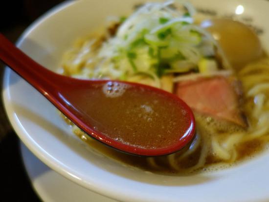 鶏貝スープ