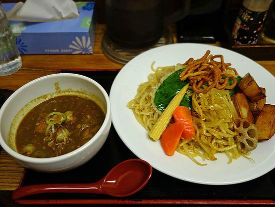 スープカレーつけ麺
