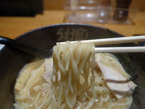ラーメンゼロの麺