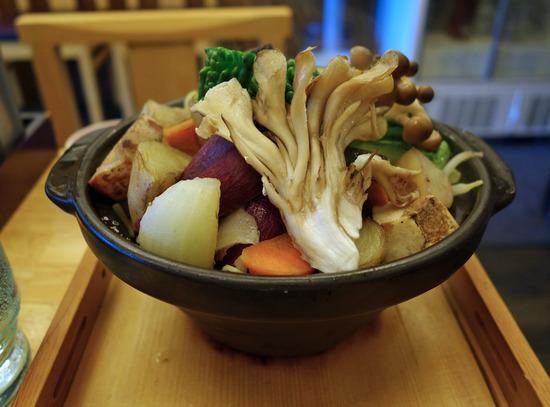 蒸し炒め野菜漢盛