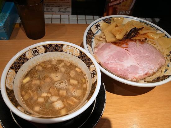 煮干つけ麺@煮干王歌舞伎町