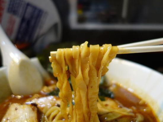 優創の平打麺