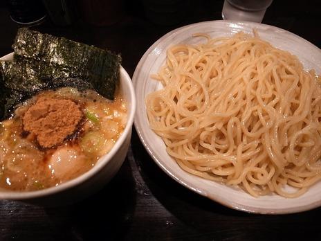 得製つけ麺(新宿)