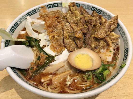五香肉麺@新宿ふぁんてん