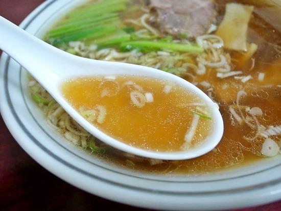 栄屋ミルクホールのスープ