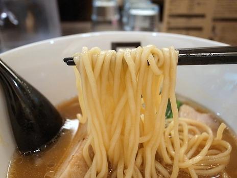 麺処hachiの麺