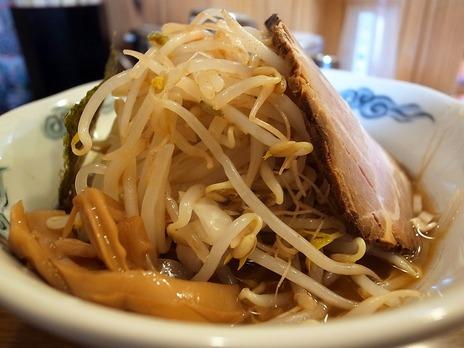 麺屋哲の醤油ラーメン@早稲田