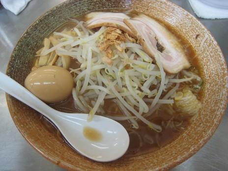 覆麺(神保町)味玉覆麺