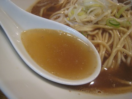 自家製麺伊藤(赤羽)スープ