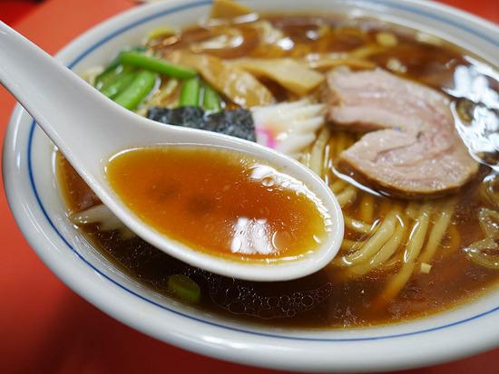祖師谷大勝軒スープ