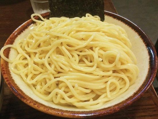 大勝軒十五夜の麺