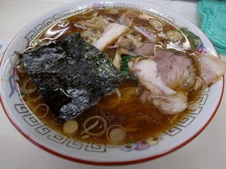 青島食堂(秋葉原)青島ラーメン
