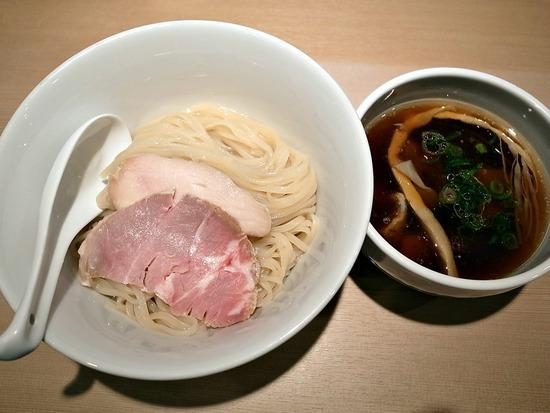 つけ麺@はやし田