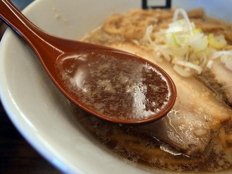 hachiの煮干しスープ