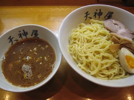 天神屋(御茶ノ水)つけ麺