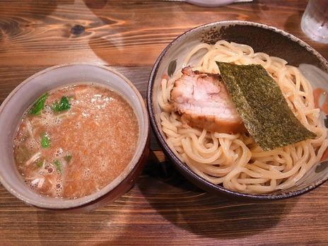 中華そば椿(西新井)つけ麺