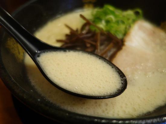 博多風龍のスープ