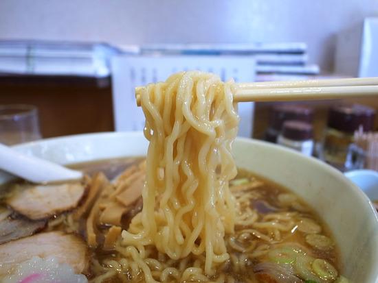 永福町大勝軒の麺