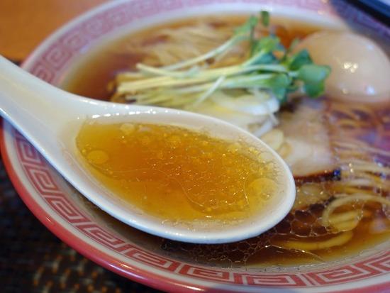 鴨ラーメンスープ